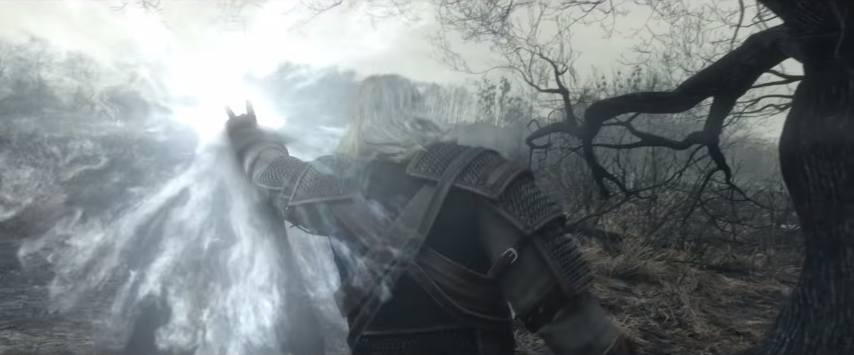 Cinematic-Cutscene-Trailer-Geralt-Aard-Sign-Combat.png