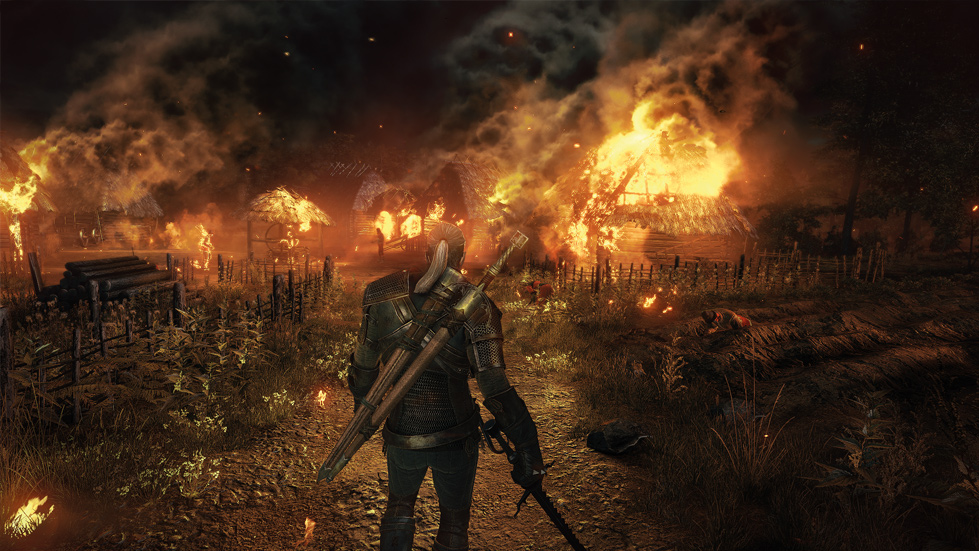 Screenshot-Geralt-Burning-Village.jpg