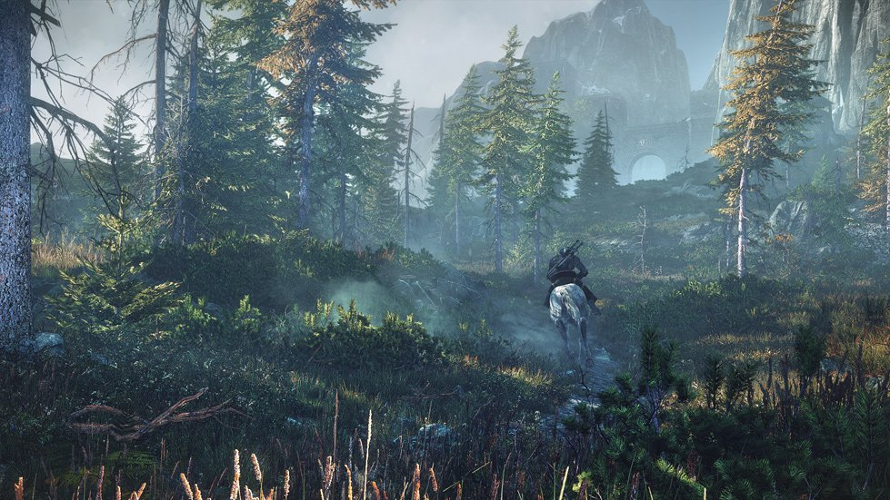 Screenshot-Geralt-Riding-Roche-Horse-Forest.jpg