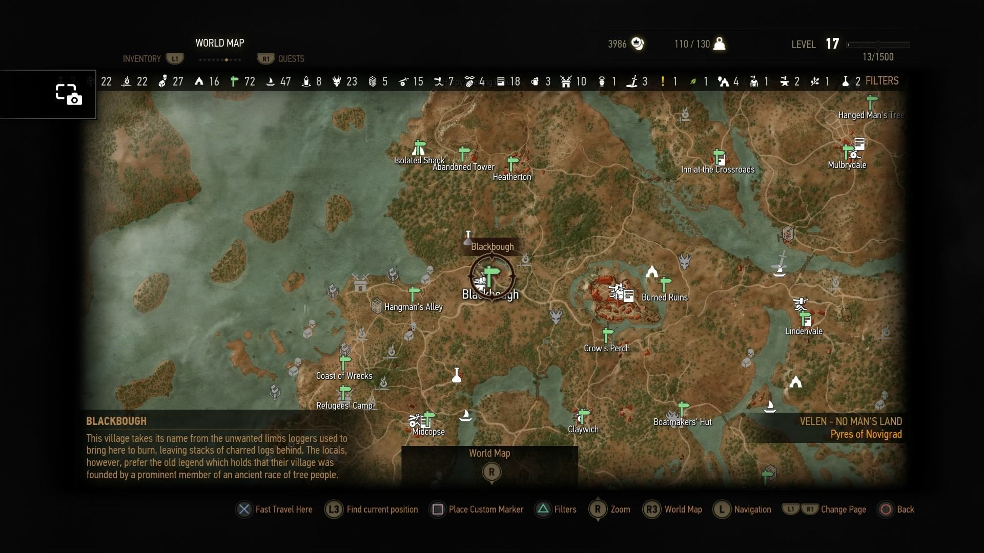 Blackbough also 698613967 in addition Assassins Creed Origins Tomb Location Guide moreover Herbalist's Hut furthermore The Orphans of Crookback Bog. on er unlock